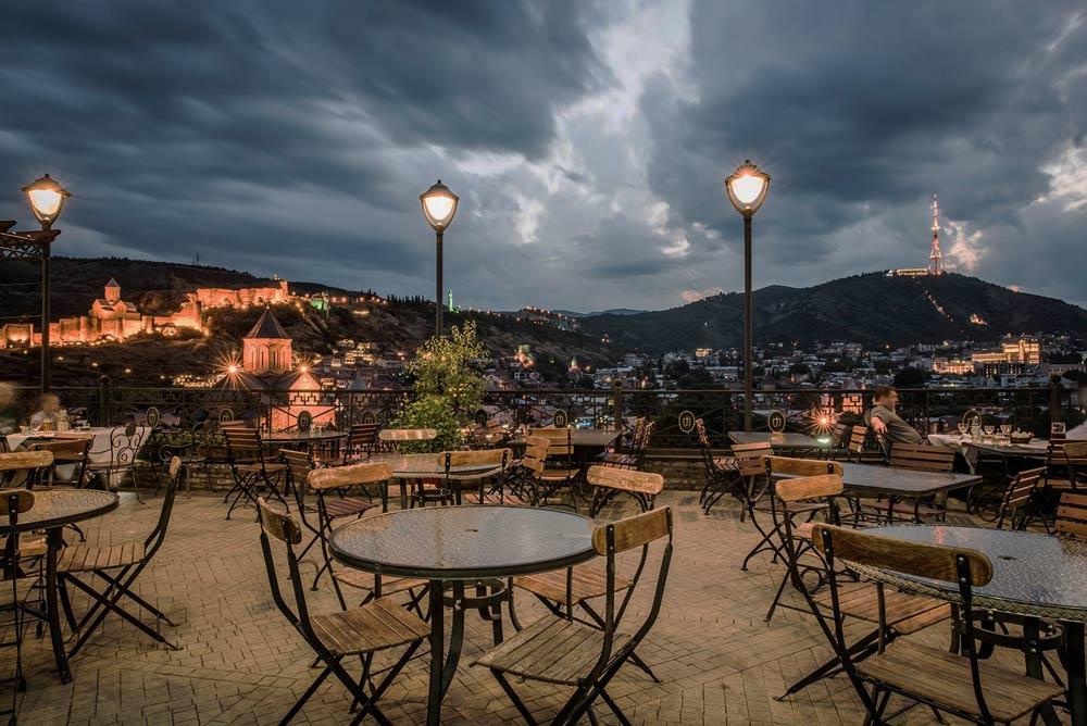 Рестораны Тбилиси где вкусно готовят
