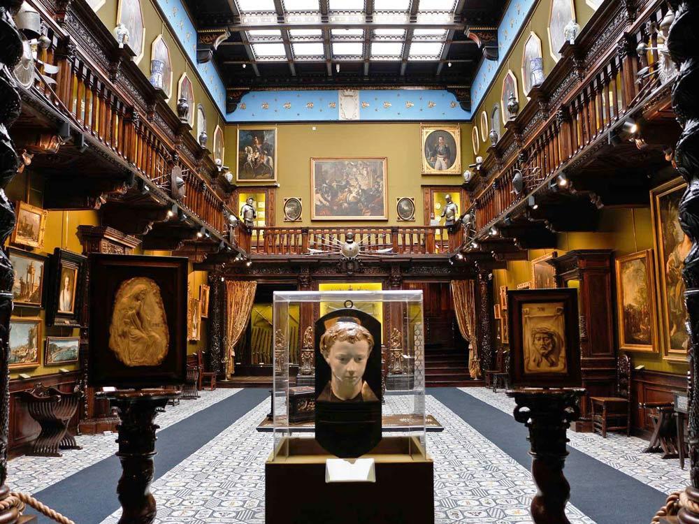 городские музеи