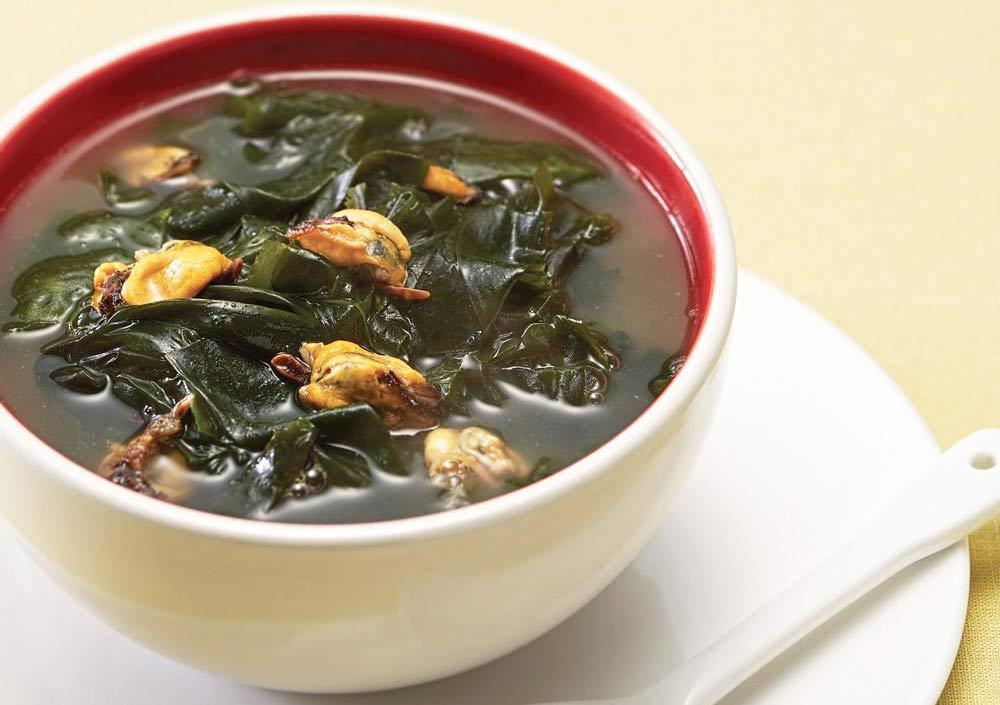 Вкусные супы Южной Кореи