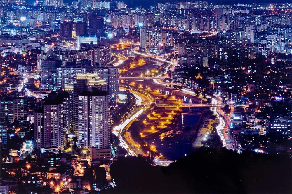 Отыдх летом с ребенком в Южной Корее