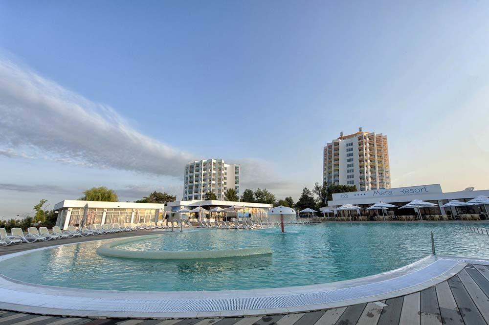 Лучшие отели Румынии на Черном море