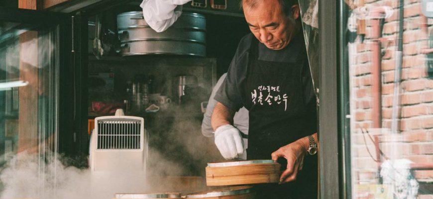 где вкусно поесть в Сеуле