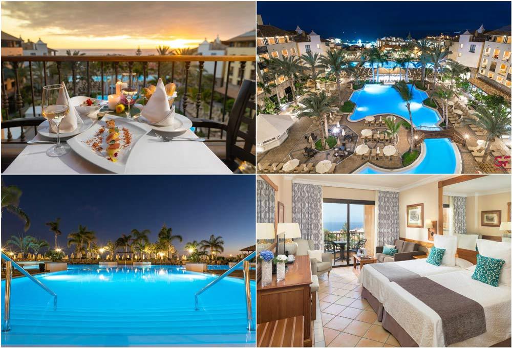 лучшие отели Тенерифе 5 звзед все включено