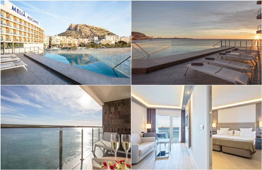 Отели Испании 4 звезды для отдыха с детьми на первой линии