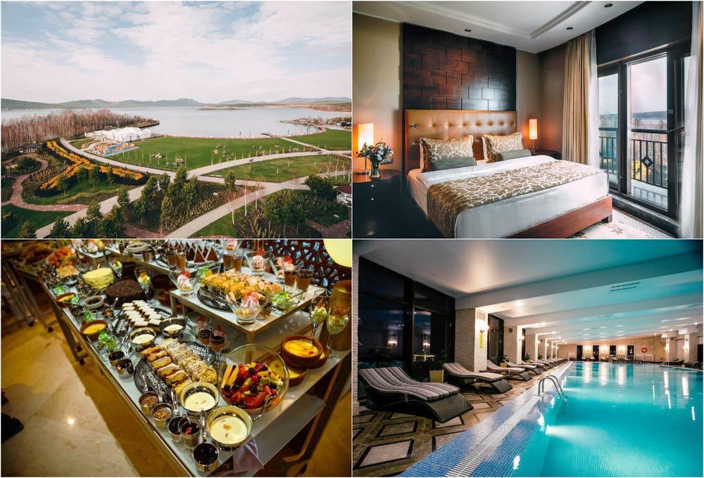 Цены на отели в Боровом (Казахстан)