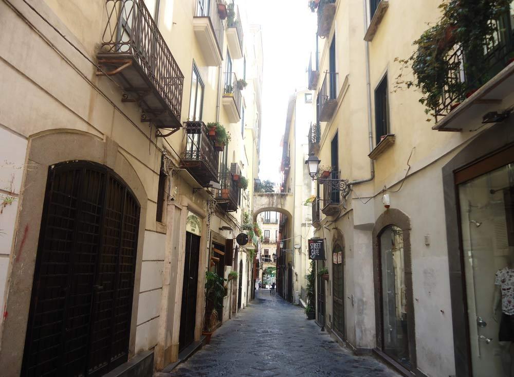 Где погулять в Салерно
