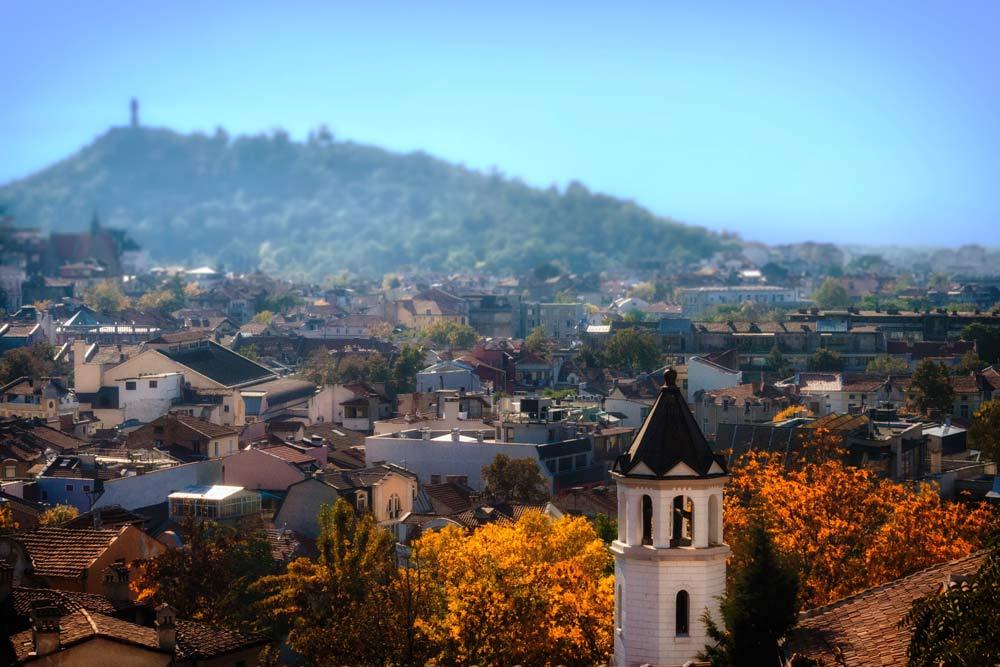 экскурсии по Пловдиву