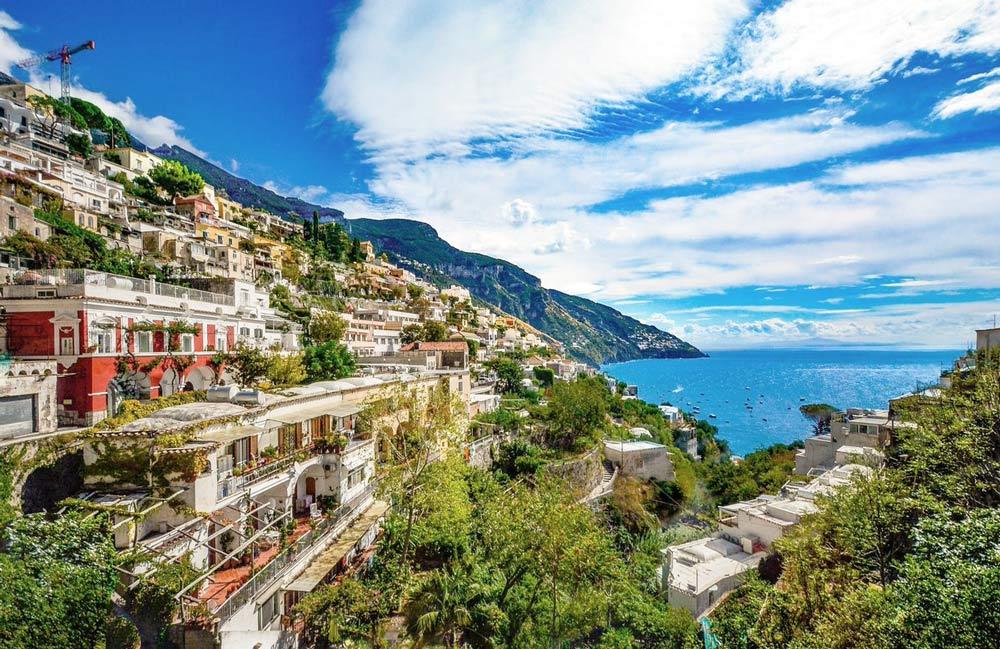 отдых на море в Италии летом