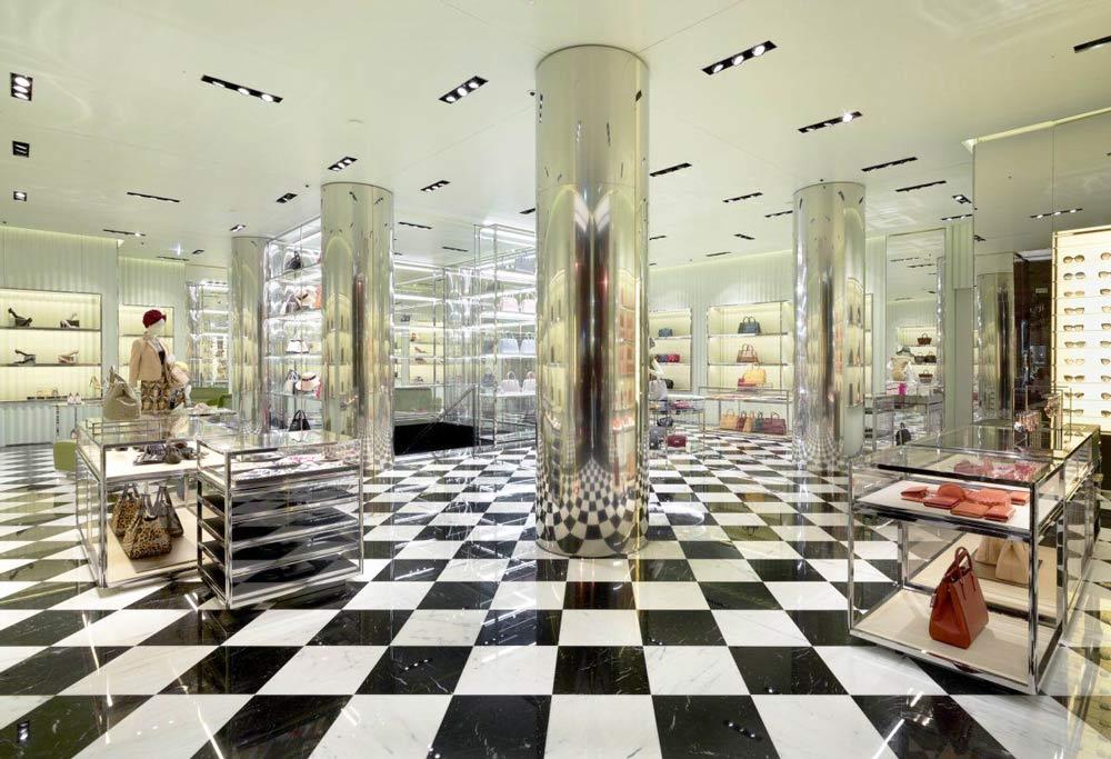 шопинг в Бари