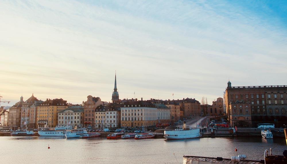 Поездка в Стокгольм