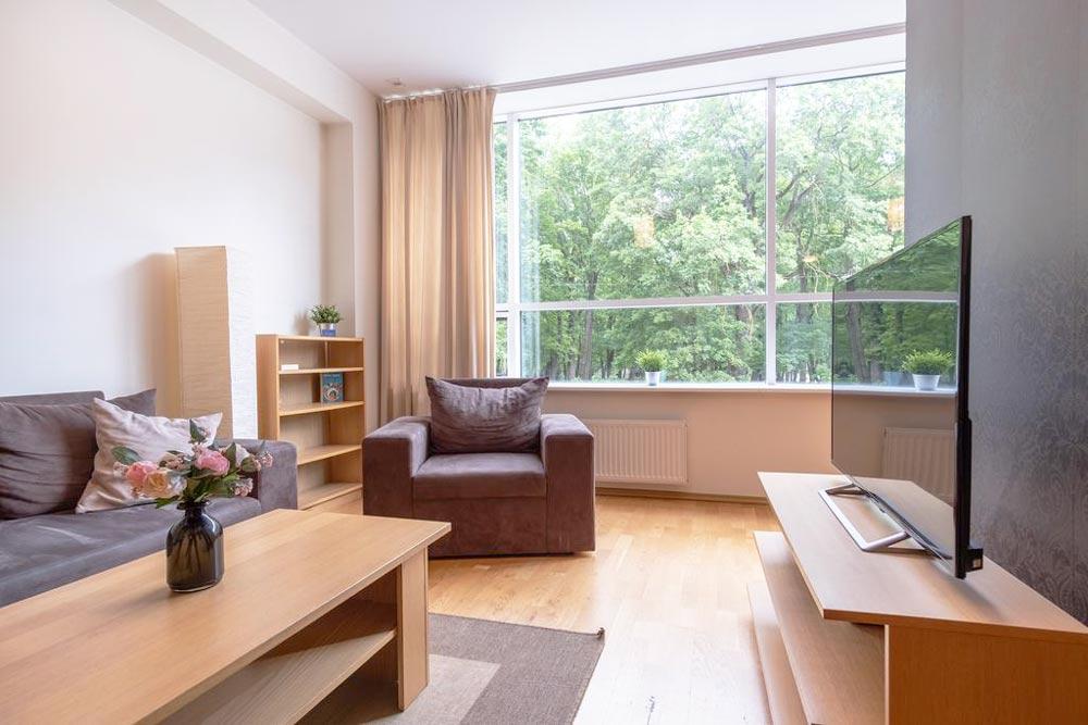 аренда частного жилья в столице Эстонии