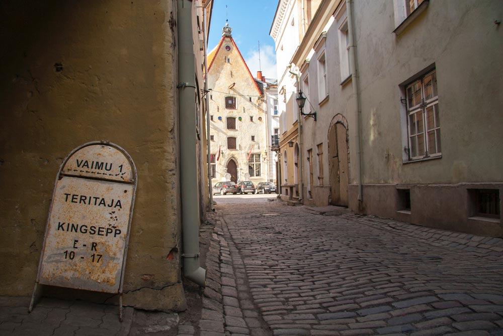 Что посмотреть в Таллине за 1 день самостоятельно