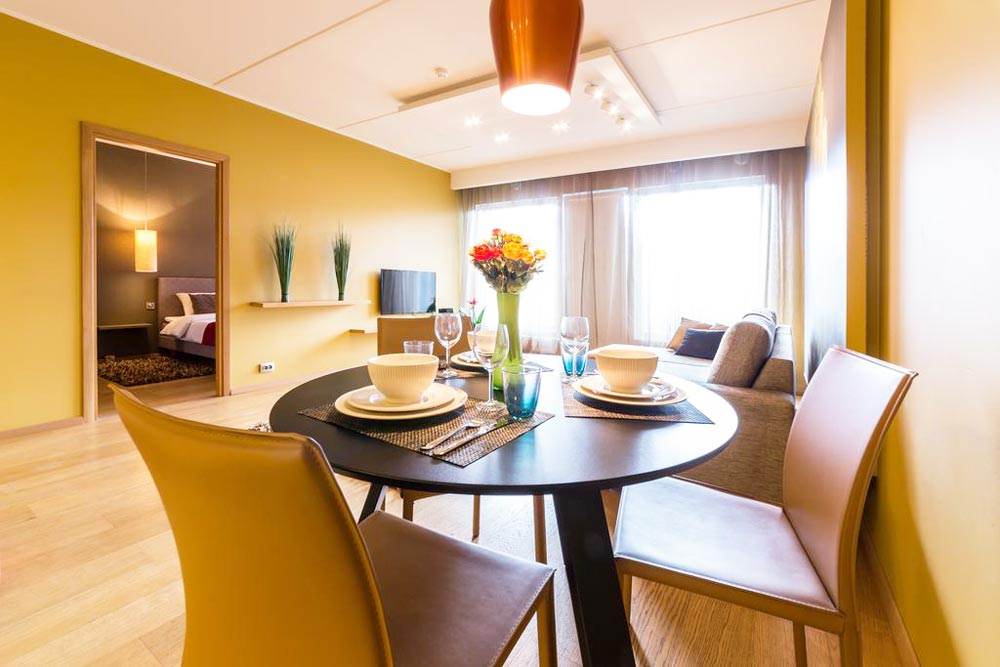 Снять квартиру в центре недорого