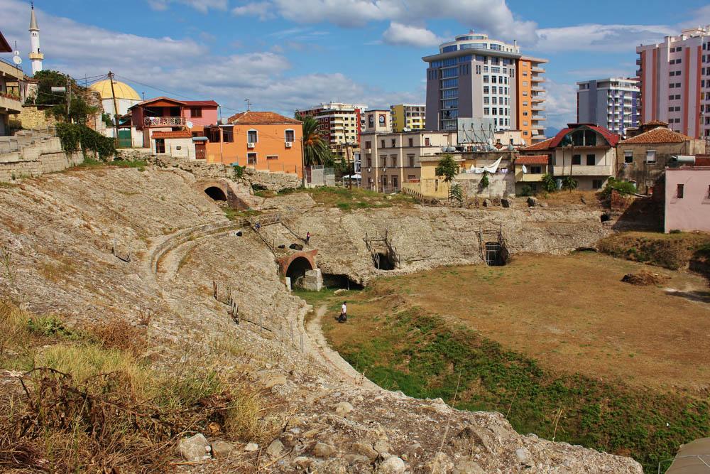 Интересные места Албании