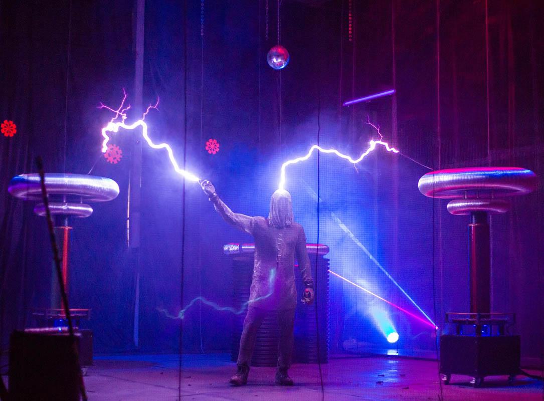 разряд энергии