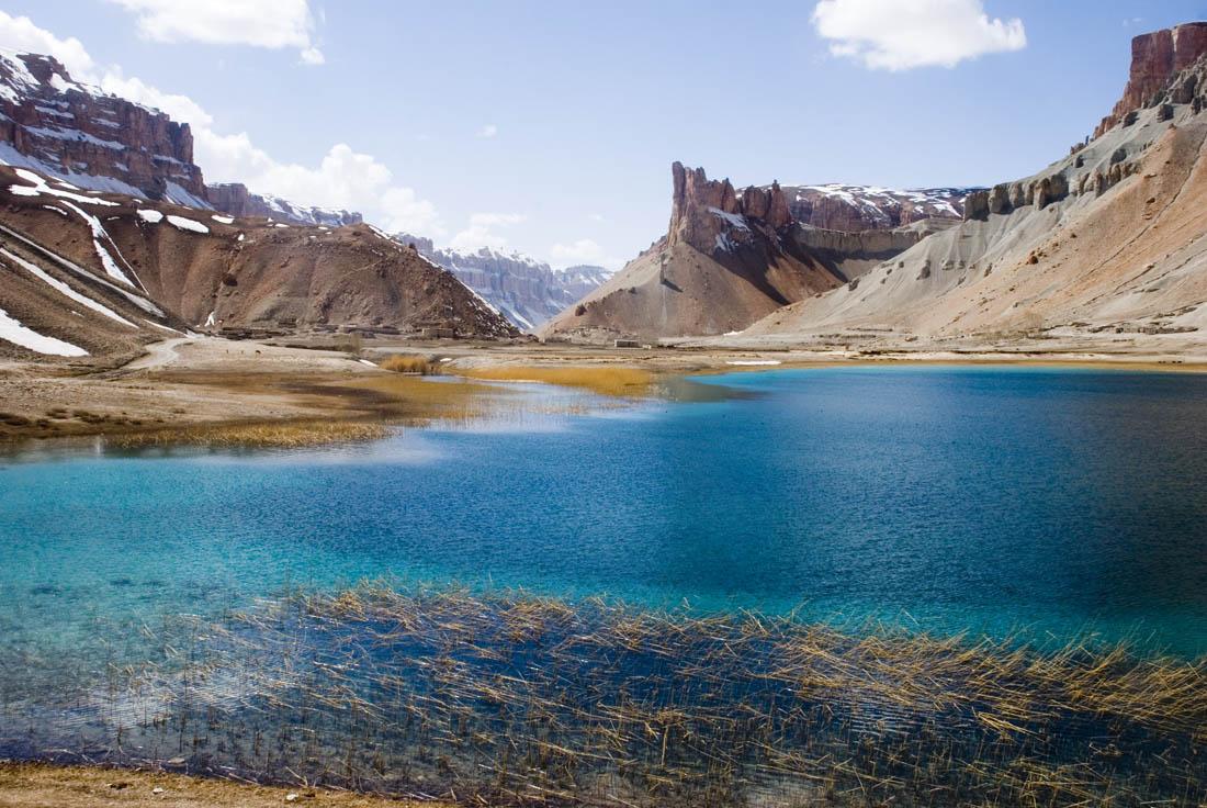 озеро Банде-Амир