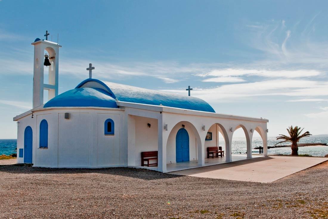 Смотровые площадки на Кипре