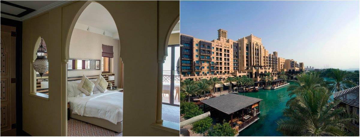 комплексы для отдыха в ОАЭ