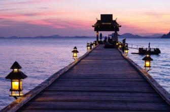 лучшие места для отдыха в Таиланде