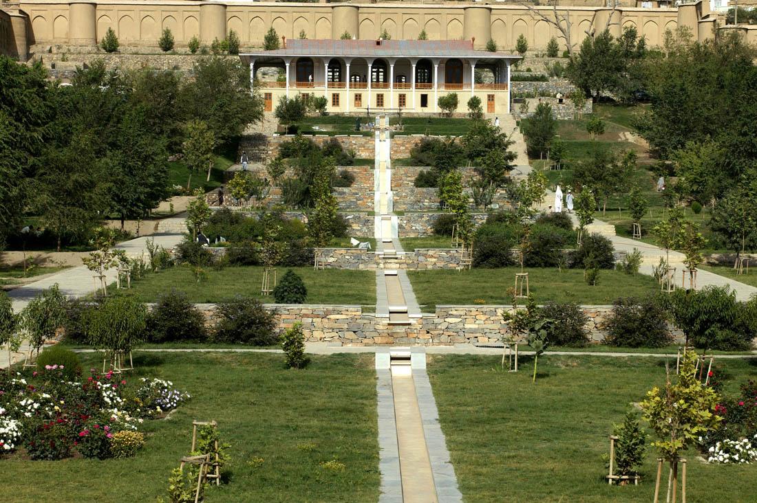 Сады Бабура