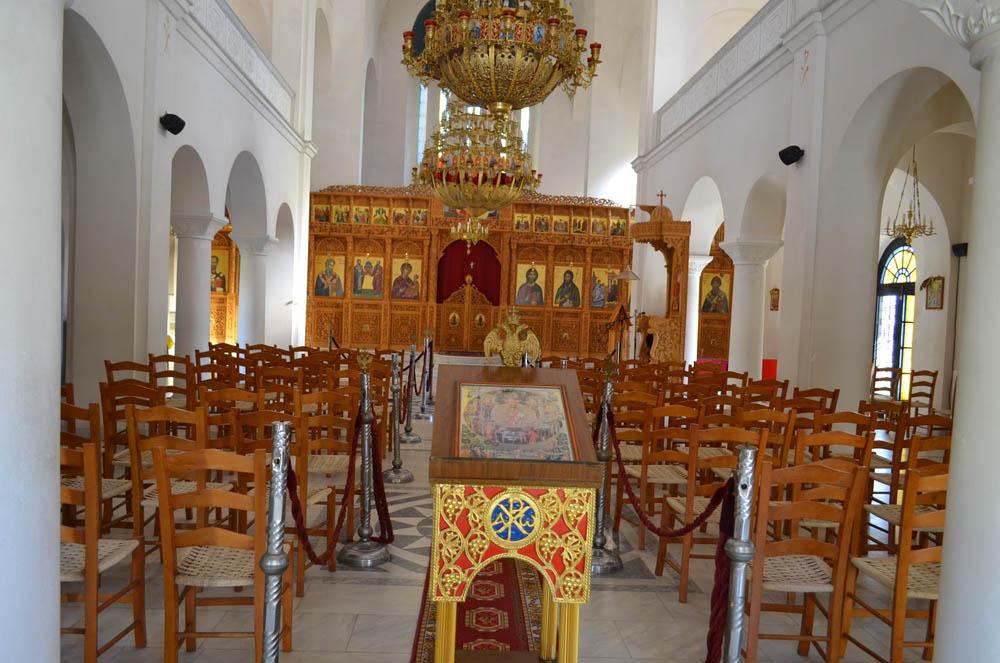 Церковь Павла и Асия