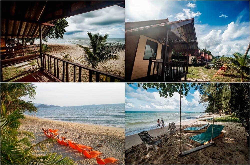 пляжный отдых на Ко Чанге