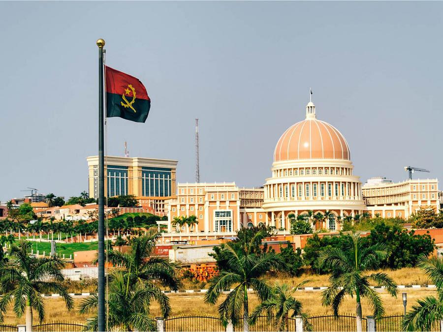 Архитектура Луанды