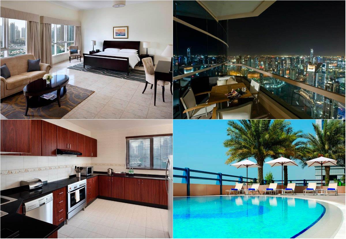 Dubai Marriott Harbour