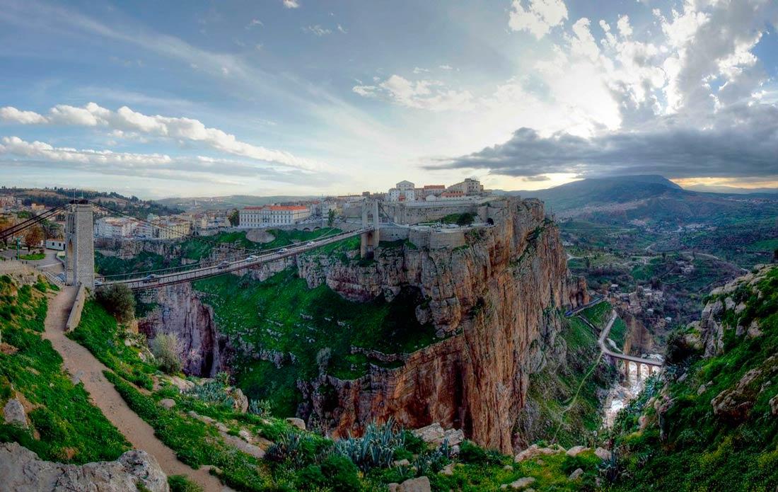 окрестности Алжира