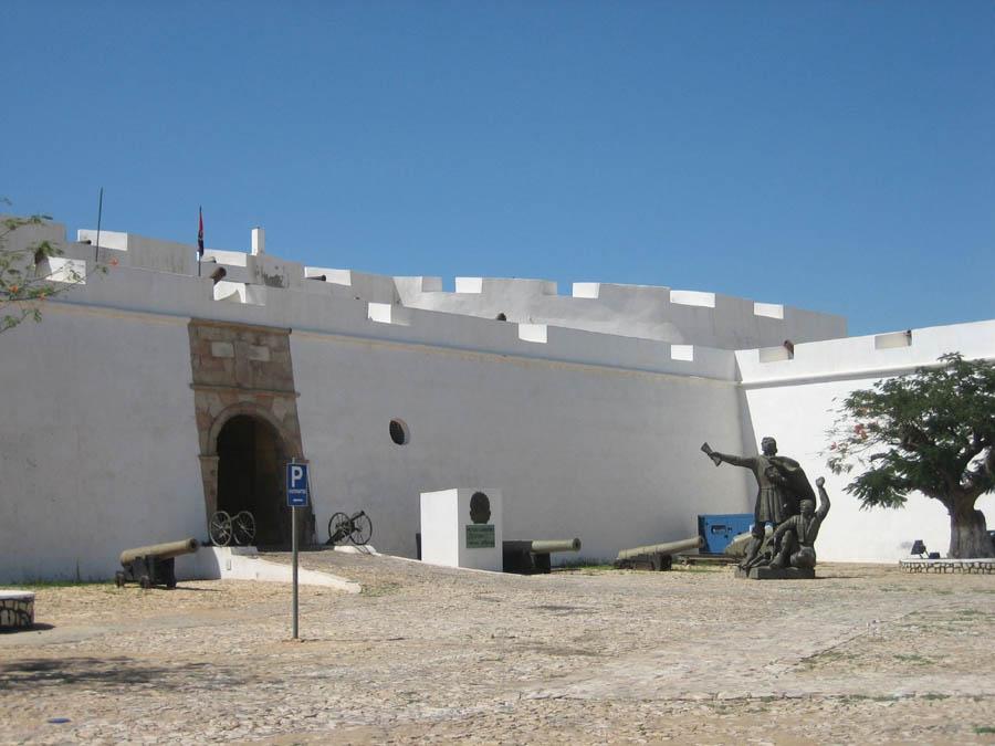 Крепость в Луанде
