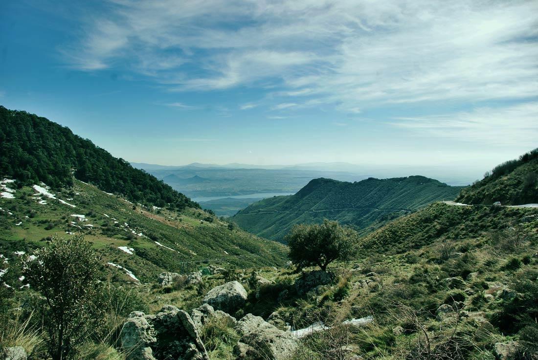 горы Алжира
