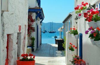 Отпуск на Средиземном море