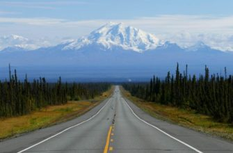 Интересные места на Аляске