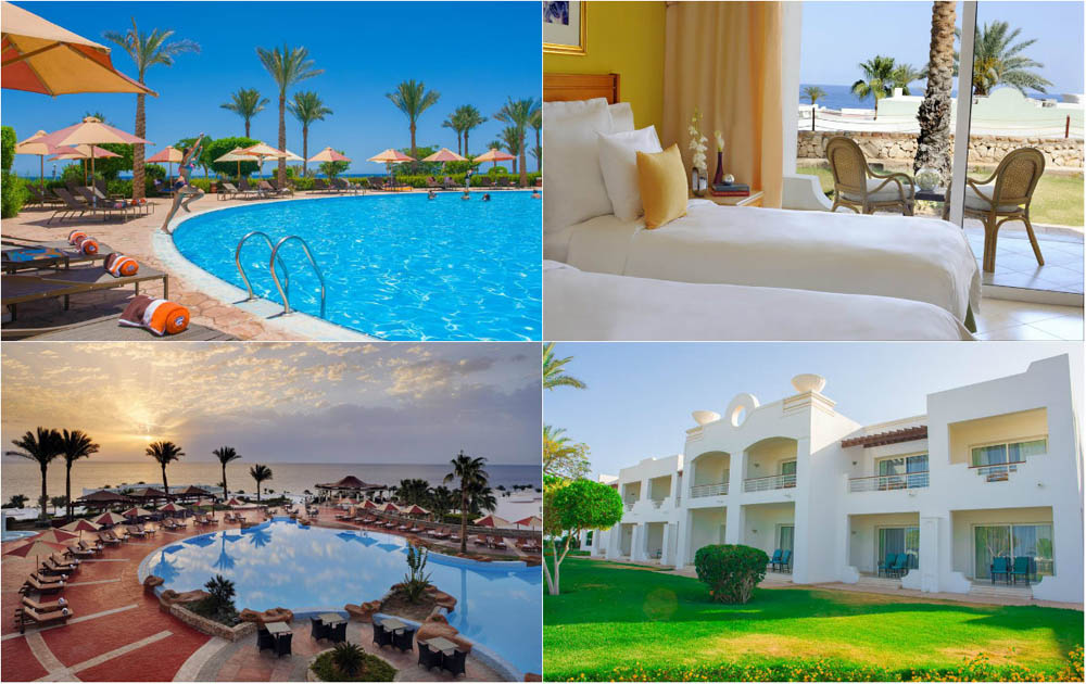 Лучшие гостиницы Шарм-эль-Шейха
