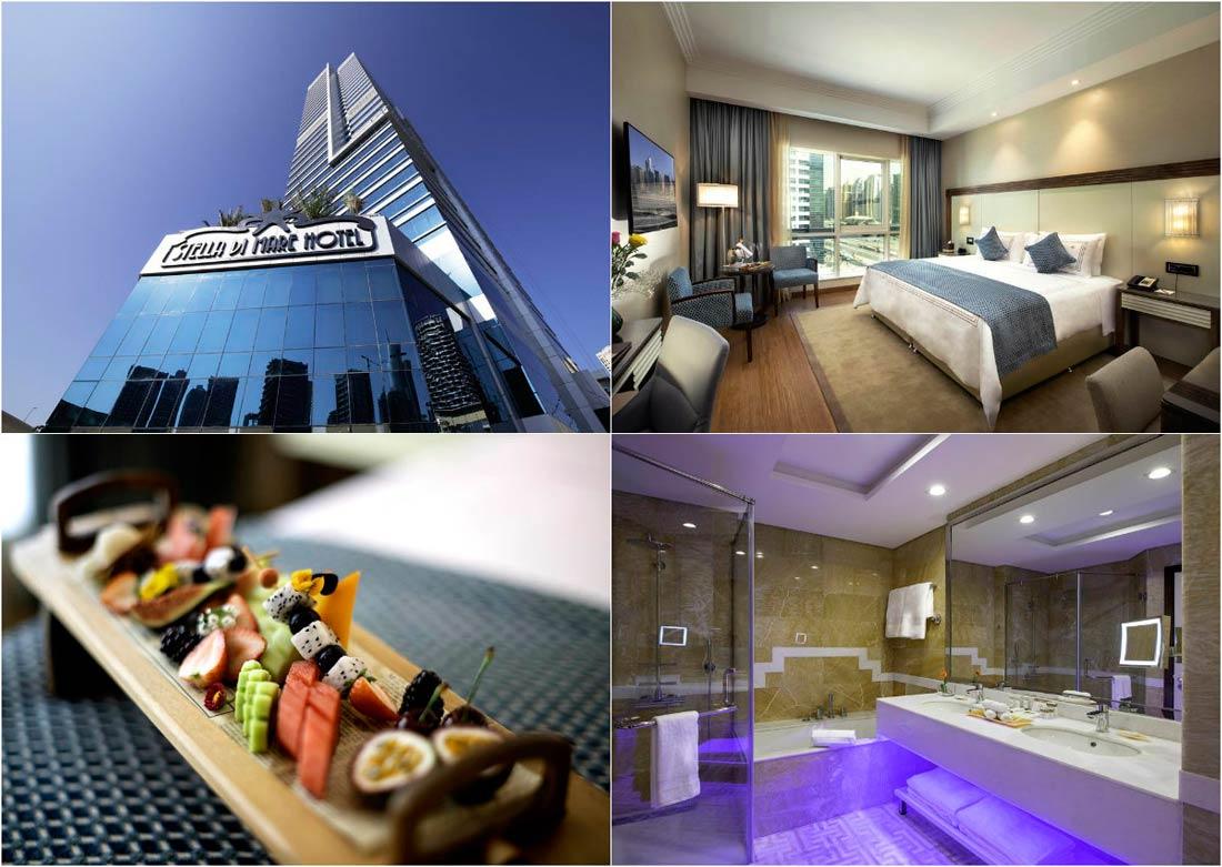 высотные отели в ОАЭ