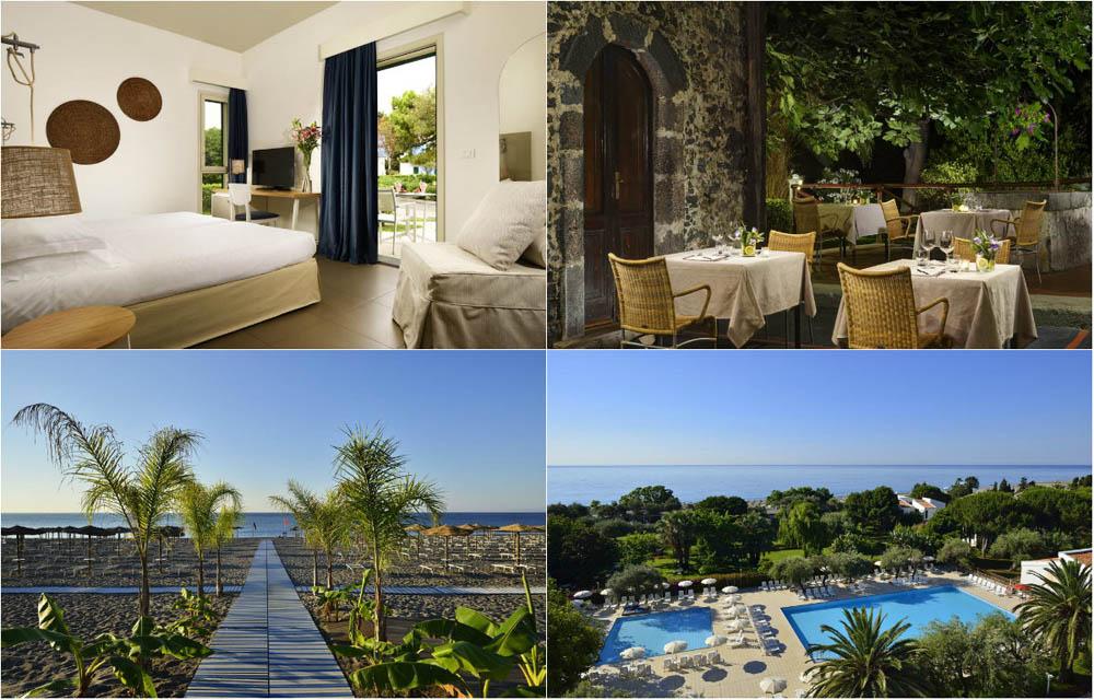 Фото отеля на Сицилии