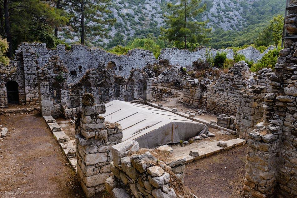 Античный Олимпос