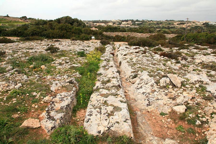 Апшеронская каменная колея