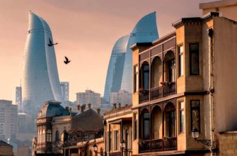 Где погулять в Баку