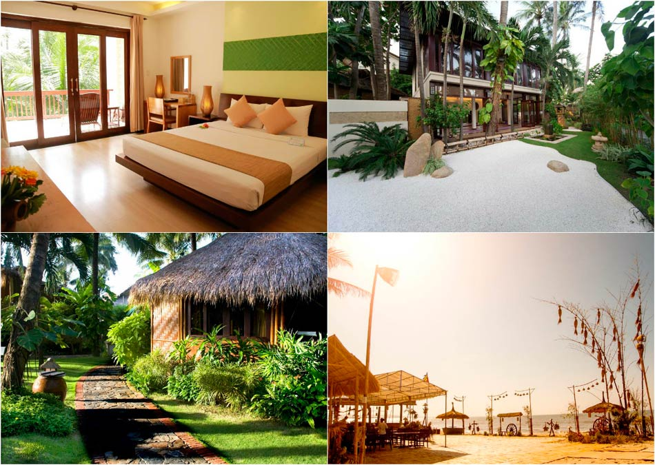 Bamboo Village Beach Resort & Spa 5*