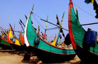 Достопримечательности Бангладеша