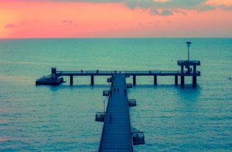 Пляжные курорты на Черном море