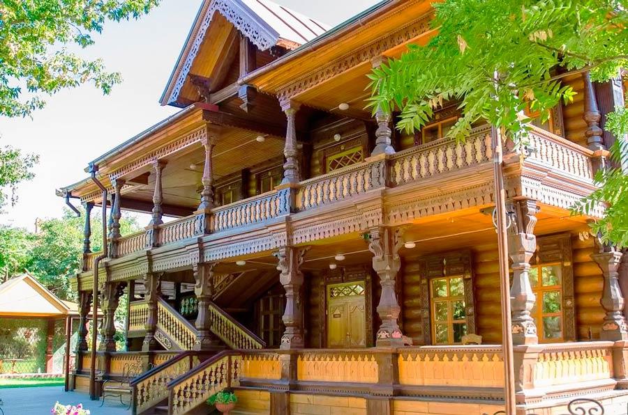 Дом Тетюшина