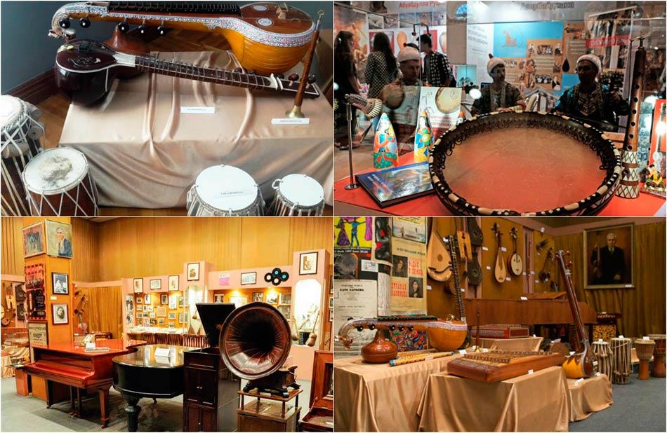 Государственный музей музыкальной культуры