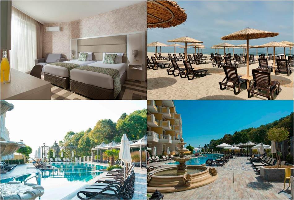 Marina Sands Hotel Obzor Beach
