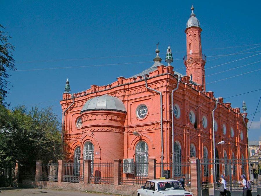 Мечеть «Бакы»