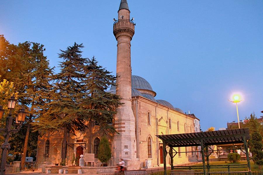 Мечеть Pashi