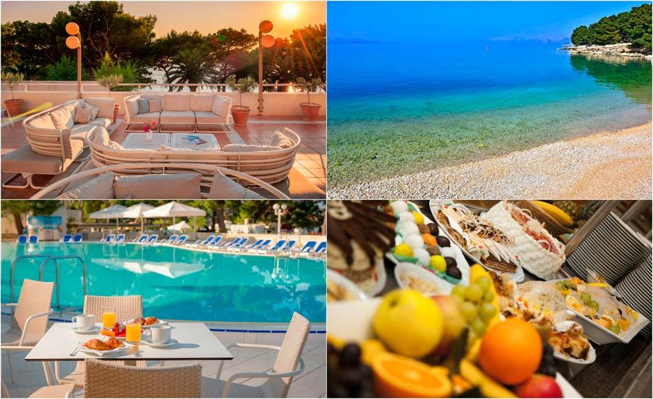 Идеальные отели для отдыха в Хорватии у моря