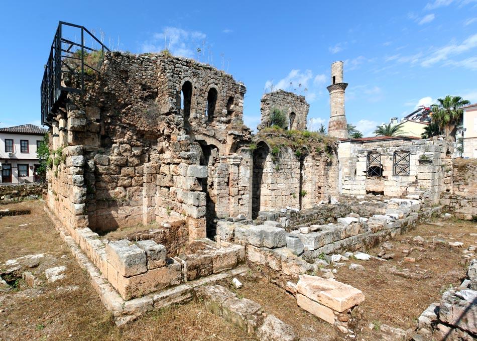 Руины Кесик