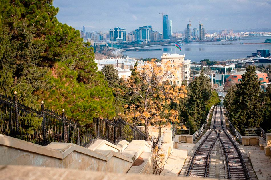 Смотровые площадки Баку